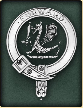 MacBeth Clan Crest