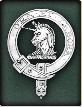 Ramsay Clan Crest